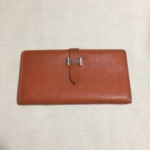 ❤️Hermès bearn wallet